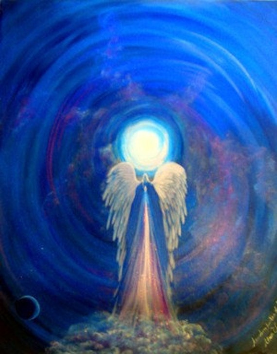 Items similar to Clearing Meditation With Archangel ...