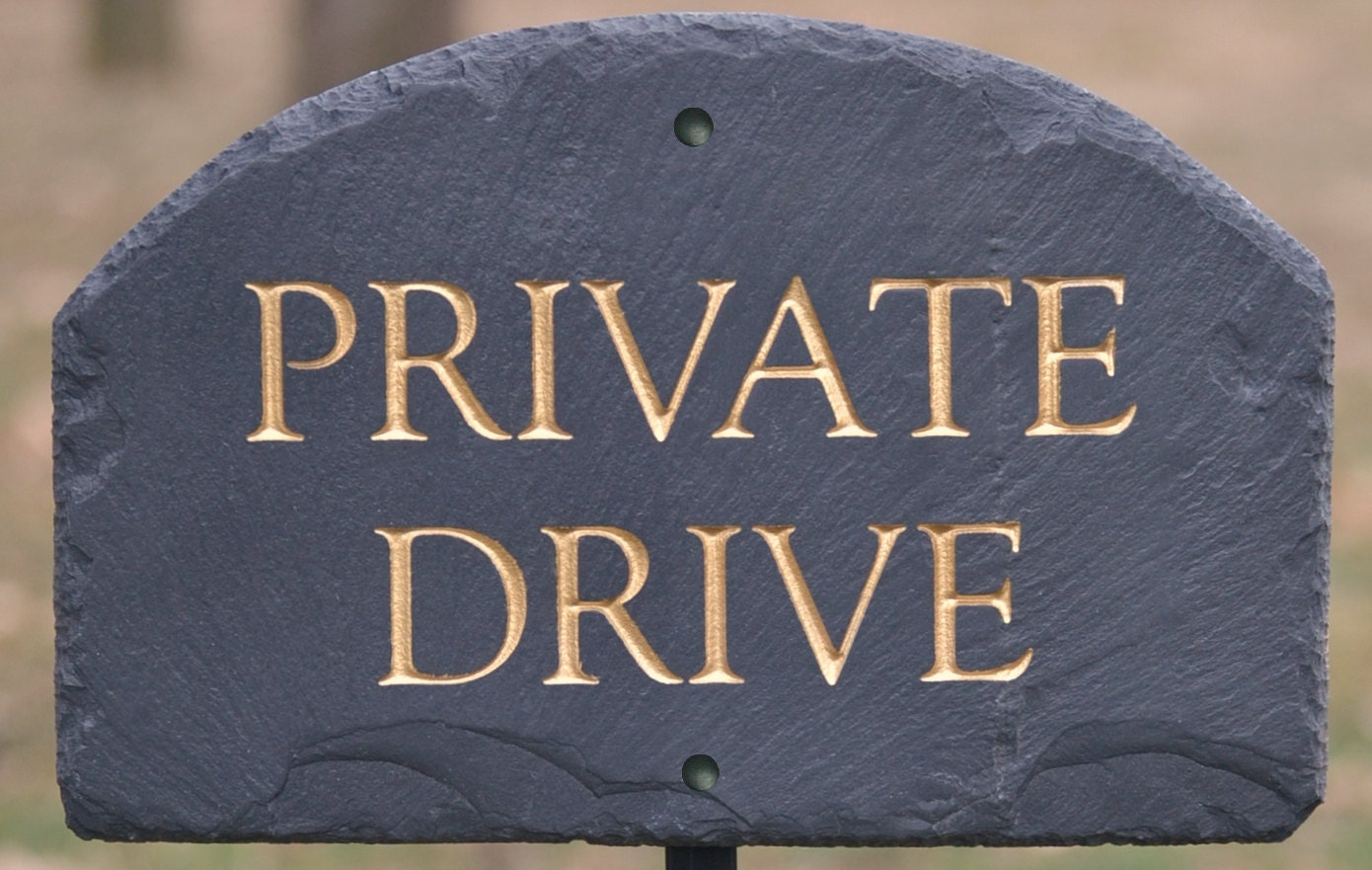 Nice Private Property Signs