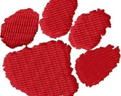 Rough Paw embroidery design Embroidery Machine Digital Design Embroidery File