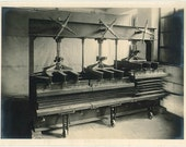 Vintage Photo - Industrial Machine