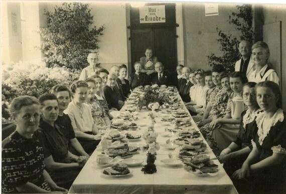 S A L E - Vintage Photo - Town Meeting
