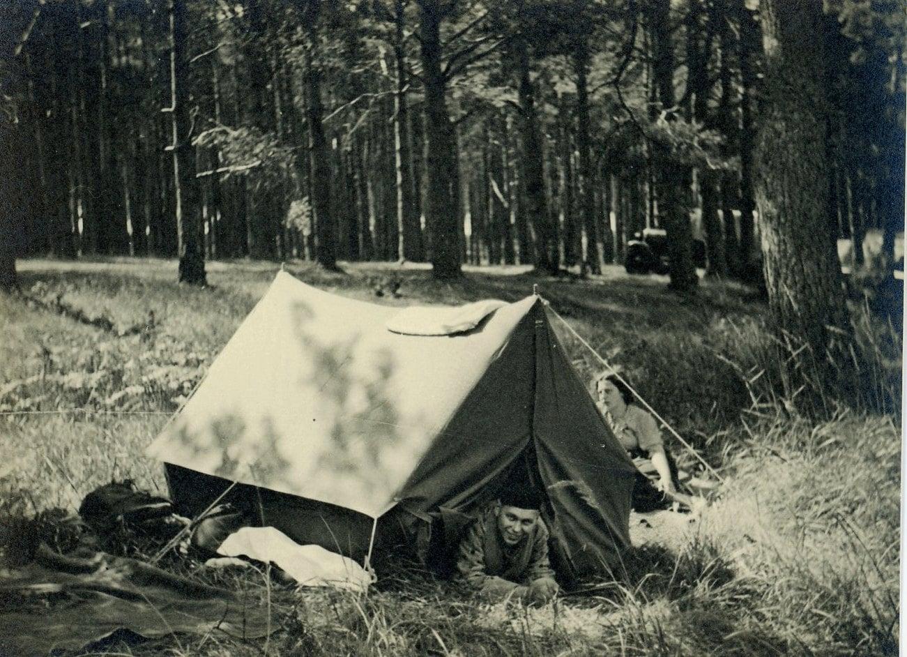 Vintage Camping Photos 115