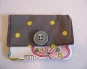 cotton wallet