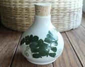 Porcelain Fern Spice Bottle