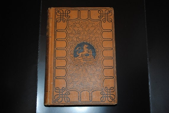 Vintage Dr. Jekyll and Mr. Hyde Book  - 1800's