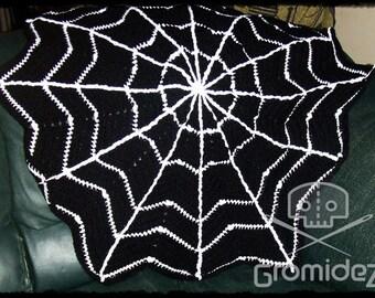 Spiderweb  Blanket - Large/Adult- CUSTOM