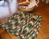 Custom order for Irenethor- two camo blankets