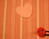 CLEARANCE_E-Reader Case Peach Stripes