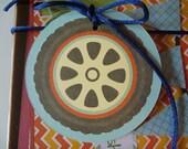 Wheel tag