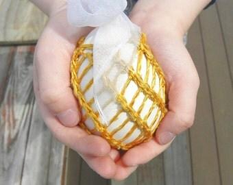 Easter Egg Knitting PATTERN-Downloadable File