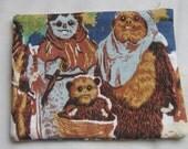 Ewok pencil case.