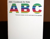 ABC Cookbook for Kids Printable