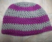 Striped Hat-Different colors available