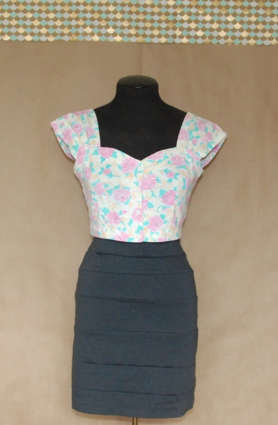 Find great deals on eBay for floral bustier crop top. Shop with confidence.