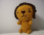 Not-So-Cowardly Lion Soft Plush Toy