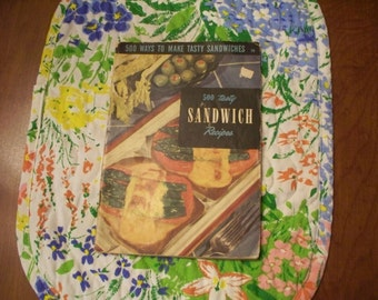 500 Tasty Sandwiches Recipes Culinary Arts Institute 1950