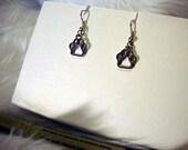 Puppy Pride Pawprint earrings