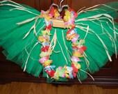 Grass Skirt Tutu