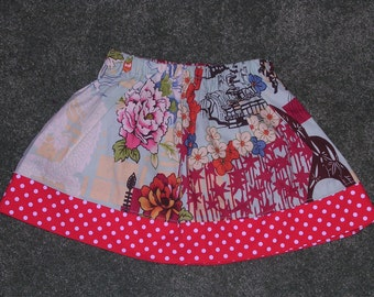 Baby girls' skirt size 6-12 mo.