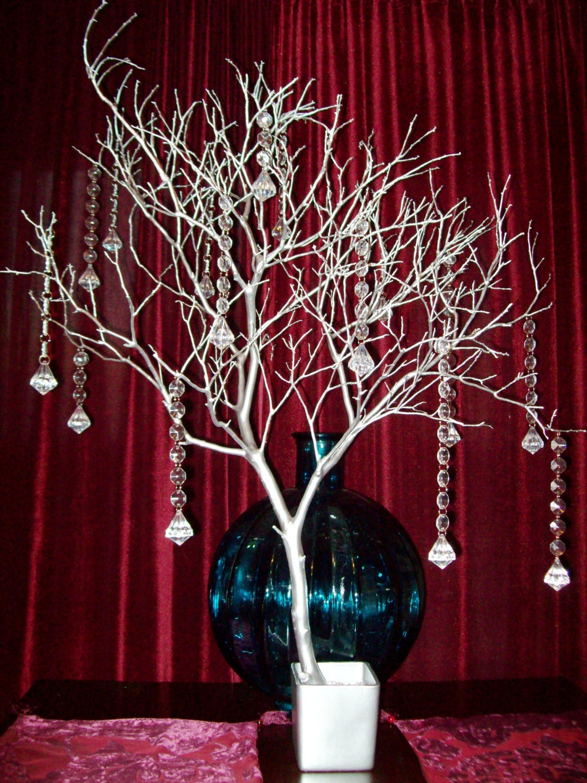 Crystal Tree Wishing Tree Manzanita Branch By Sweetsyldesigns