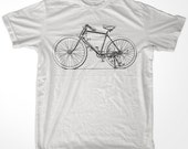 Retro Bike Mechanics 02 men & ladies t-shirt (T1108022)