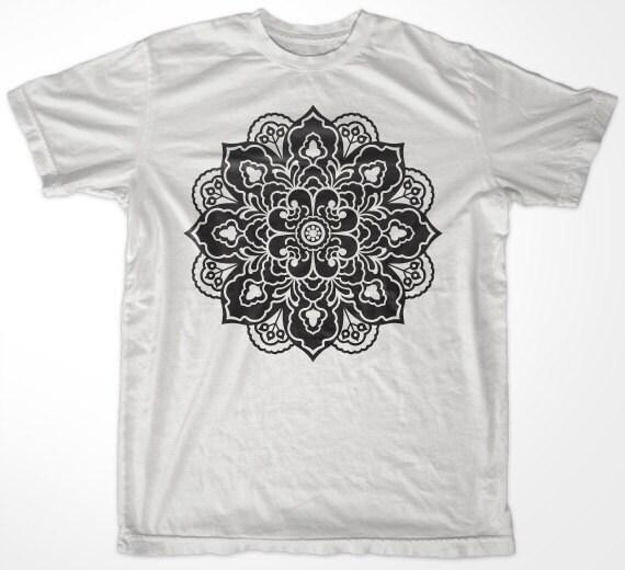 Retro Korea Asia Pattern 03 men & ladies t-shirt  (id6506)