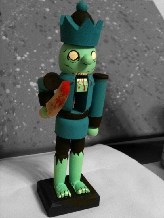 Zombie Nutcracker