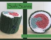 Sushi Scarf
