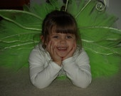 Lime green Fairy (size 1-2 yrs OR 2-3 yrs)