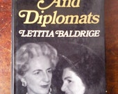 Diamonds And Diplomats by Letitia Baldrige