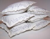 Organic Lavender Dryer Pillow