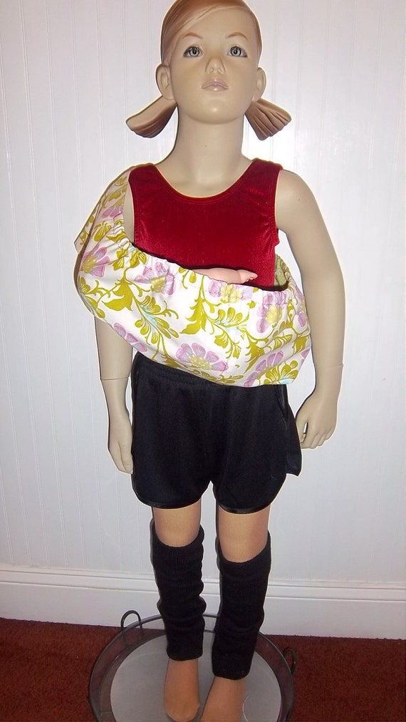 Baby Doll Sling and/or Stuffed Animal Sling(Carrier)