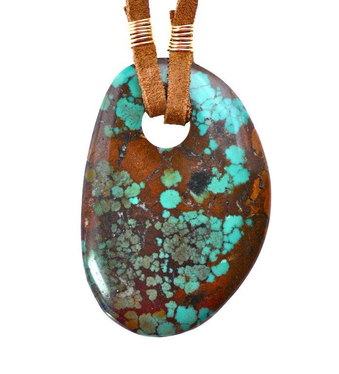 Some Asian turquoise the