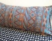 Go Southwest Inspired Ikat Pillowcase