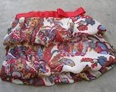 Rory Double Bubble Skirt: Girls Skirt PDF Pattern, Baby & Toddler Skirt PDF Pattern