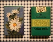 1970's DAISY mini playing cards UNOPENED sealed in box