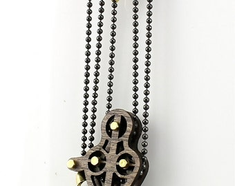 Block and Tackle Pulley Hook Pendant #7004