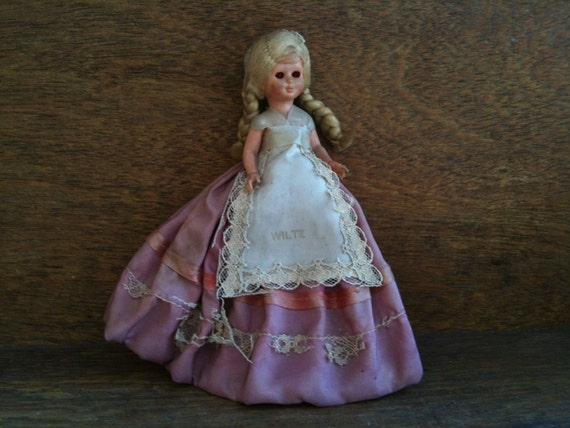 Vintage Scary Doll, for Display or Crafting