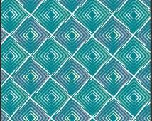 1 Yard Poetica Heartbeats Cool by Pat Bravo for Art Gallery Fabrics