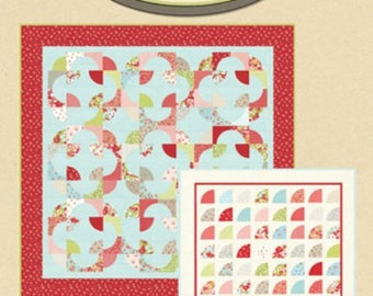 Snickerdoodle Quilt Pattern by Cotton Way