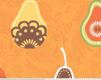 SALE 1 Yard -  Decadence Pears by Samantha Walker for Riley Blake Designs
