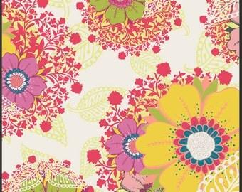 SALE 1 Yard Rhapsodia Mystic Aura Fileds by Pat Bravo for Art Gallery Fabrics