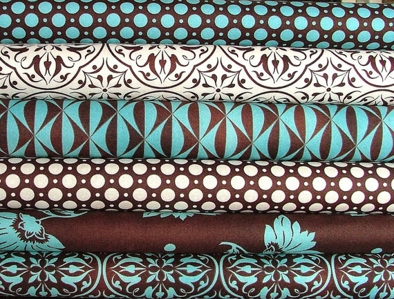 Charm Pack of Selected Luna ll Fabric by Maywood Studio