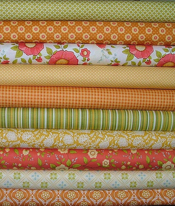 """2 1/2"""" Jelly Roll Strips of Selected Daydream & Decadence Fabrics"""