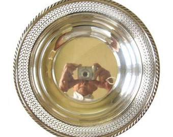 Gorham Sterling Silver Candy Dish