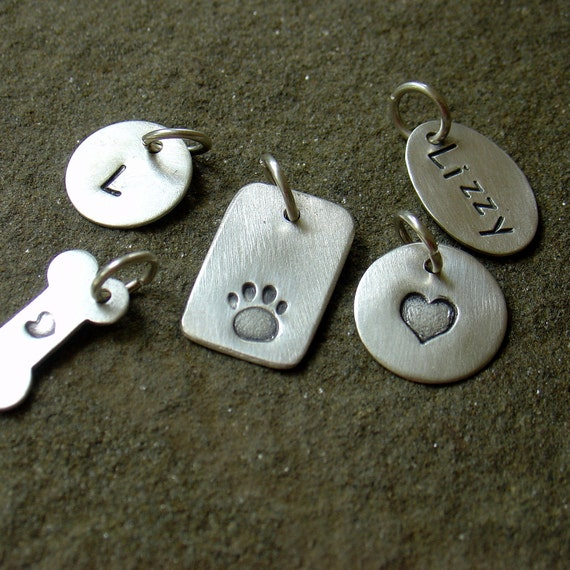 I love my Pets Charms in sterling silver