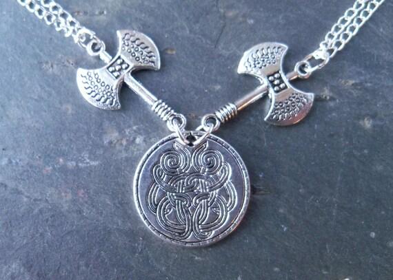 Gotland Baltic Thor and Yggdrasil Amulet
