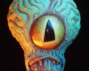 Martian Ornament