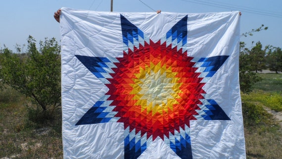 Rez Hoofz Star Quilts on SALE