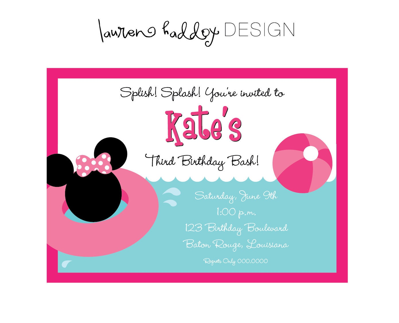 Outer Space Birthday Invitations as luxury invitations design